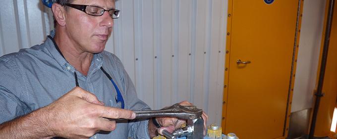 Fluidor RVSA Services is een detacheringsbureau voor technisch personeel