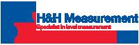 H&H Measurement logo
