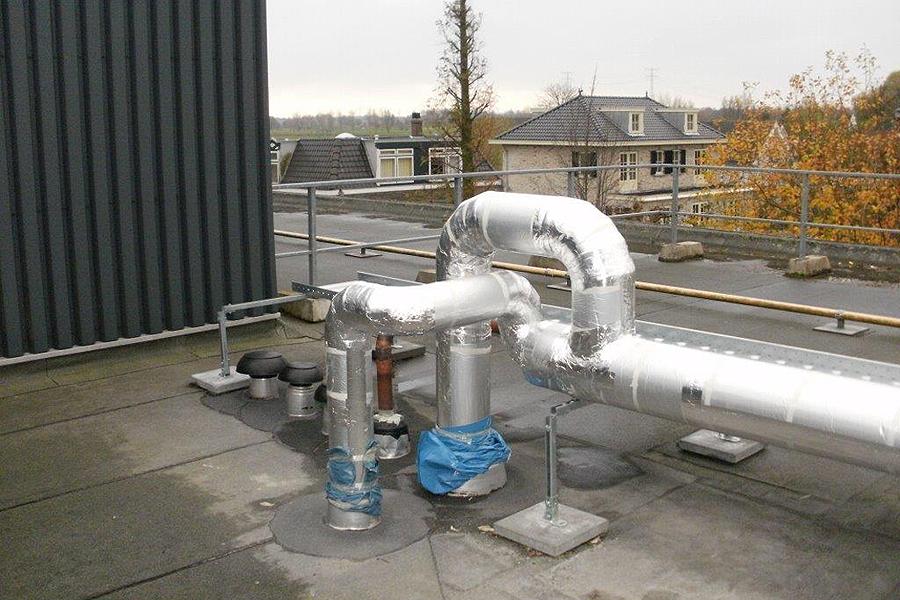 Fluidor RVSA Services project bij Nijssen